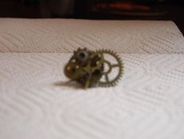 Steampunk pin by Grell