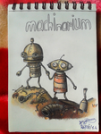 Machinarium by ribka12