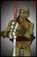 Donatello by ZanderYurami