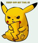 Remember what Pikachu says... by turusai