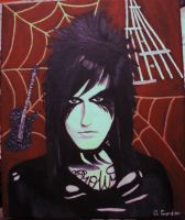 Jake Pitts: Guitarist for Black Veil Brides by ZetaRinoa101