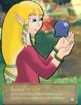 Zelda and the Jelly Blob by Hyacinth7