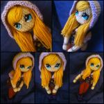 Spellthief Lux amigurumi from League of Legends by ForgottenMermaid