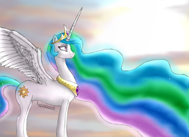 Princess of the Sun by Lupineborn