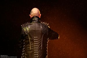 Rob Halford by SpinalMesh
