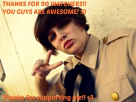 THANK YOU SO MUCH YOU FUZZBALLS! by Pudique
