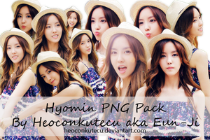 11 Hyomin PNG Pack by Heoconkutecu