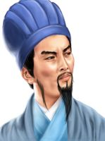 Zhuge Liang by serpentdoness