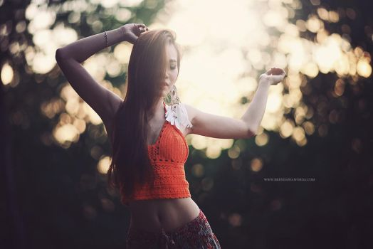 dancing till the lights off by bwaworga