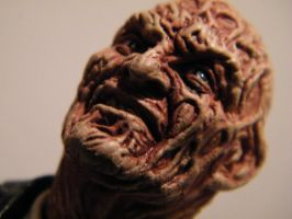 Close up of Freddy by mousey57