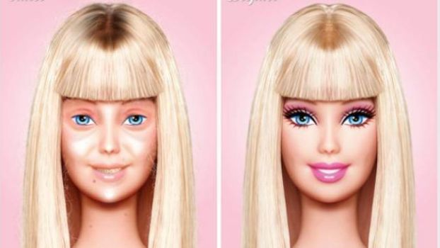 Barbie need makeover ?? by jeeva2892
