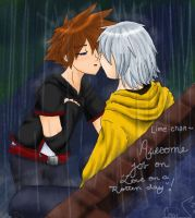 Love in the Rain by cestmoi