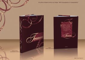 Book cover design presentation by sanjcek