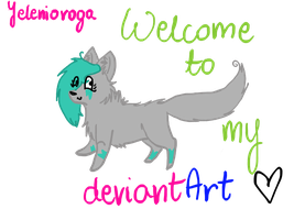 My new ID - By my Niece :3 by Tivanne