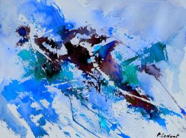 abstract watercolor 908061 by pledent