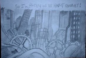 BTH City by Peepthestyle by chaz-fan