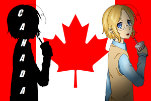 APH: Axis Powers Hetalia - Canada by Nerux3