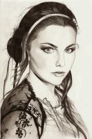 Amy Lee by BadCatMeow
