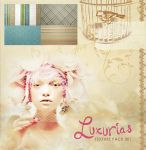 LUXURIAS Texture Pack 001 by airielrian
