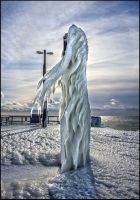 The Ice Man Come by Lymanjames