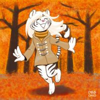 Year of the Tiger - September by BahalaNa