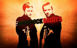 The Boondock Saints by SE7ENFX