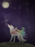 In the moonlight by Emily-KitKat