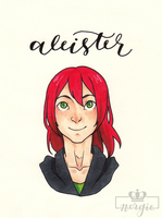 .:Gift:. Aleister by my-little-norgie