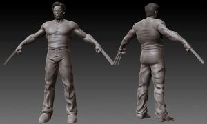 WolverineWIP by lberry1976
