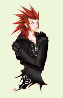 Axel: The Flame of Loneliness by shinji-shinji