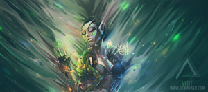 Magical Elf by FkN-ProVocation