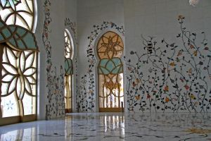 Abu Dhabi - Grand Mosque 21 by LeighWhittaker