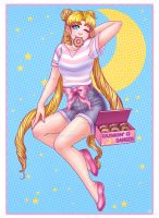 Sailor Foodie by Roots-Love