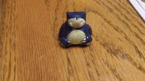 Clay Snorlax by Mrevilcookiezz
