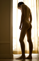 Waiting, Naked by siphofoto
