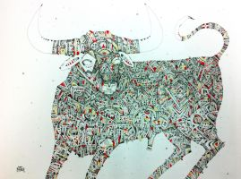 Bull by Rathur-net