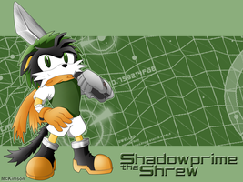 ShadowPrime the Shrew by McKimson