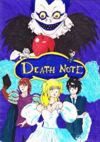 Death Note...Enchanted by TEH-beXki
