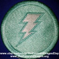 City Of Heroes / Villains - Science Origin Patch by Aliora9of9