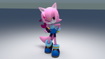 Jessy Moon -Cycles Render- by amyrose7
