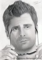 James Roday - Psychic by altairezio