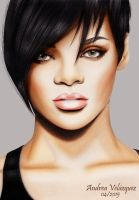 Rihanna color. by andreavelazquez