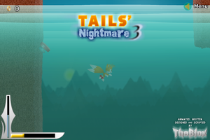 Tails' Nightmare 3: Screenshot 2 by TheBlox