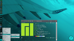 My Current JWM on Manjaro by rvc-2011