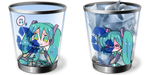 Hatsune Miku Desktop Recycle Bin Pack by DevanTheNoob