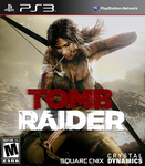 TOMB RAIDER 2013 - PS3 Cover by parazombie