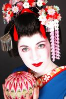 Maiko 4 by FightTheAssimilation