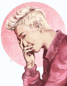 Namjoon by nightmers