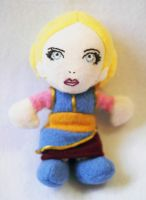 Queen Anora Plushie by jancola