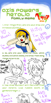 Hetalia Family Meme by Zwei-tan